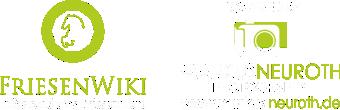 Friesenpferde - Friesenwiki Logo